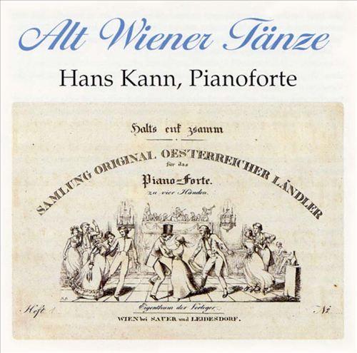 Alt Wiener Tänze