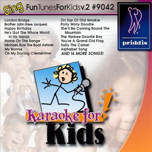 Sing Fun Tunes For Kids Vol. 2