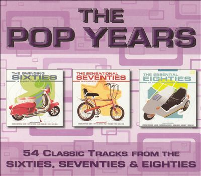 The Pop Years