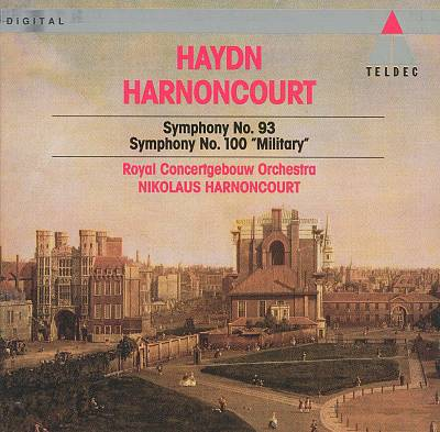 Haydn: Symphonies 93 & 100