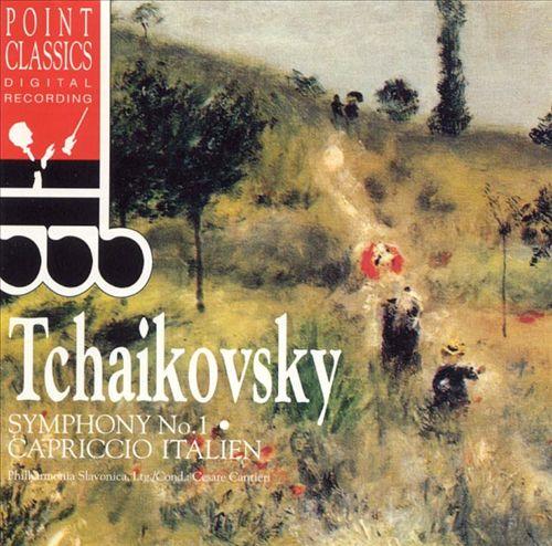 Tchaikovsky: Symphony No. 1/Capriccio Italien