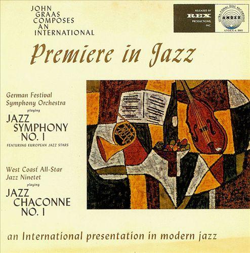 International Premiere in Jazz