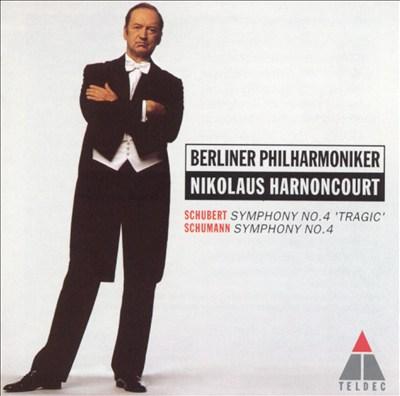"Mendelssohn: Die schöne Melusine; Schubert: Symphony No. 4 ""Tragic""; Schumann: Symphony No. 4"