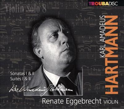 Violin Solo 8: Karl Amadeus Hartmann