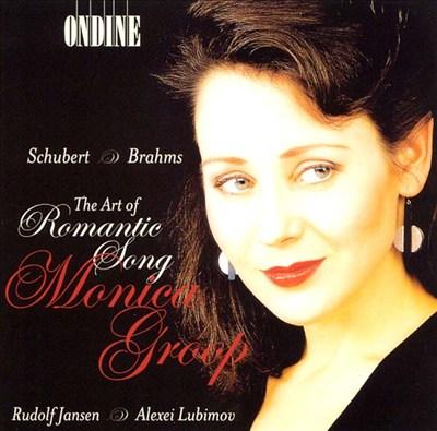 Monica Groop: Art of the Romantic Song
