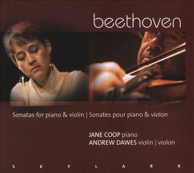 Beethoven: Sonatas for piano & violin