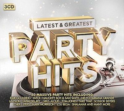 Latest & Greatest Party Hits [2016]