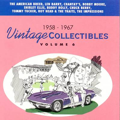 Vintage Collectibles, Vol.  6: 1958-1967