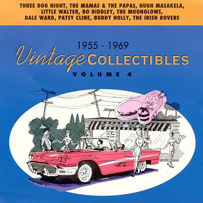 Vintage Collectibles, Vol.  4: 1955-1969