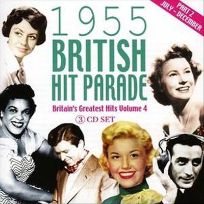 The 1955 British Hit Parade, Vol. 4, Pt. 2 [Box Set]