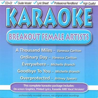 Breakout Female Artists