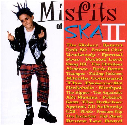 Misfits of Ska, Vol. 2