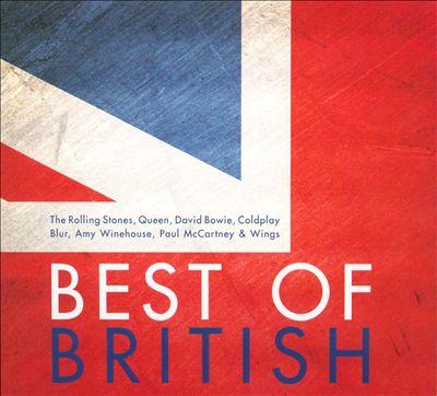 Best of British [Universal]