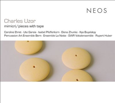 Charles Uzor: mimicri / pieces with tape