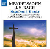 Mendelssohn, Bach: Magnificats in D major