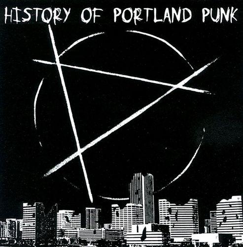 History of Portland Punk, Vol. 1