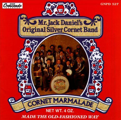 Cornet Marmalade