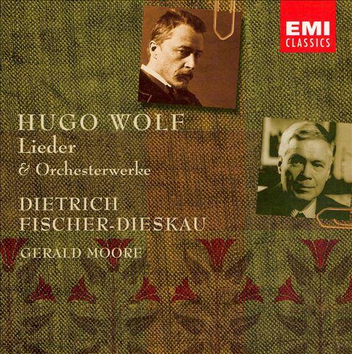 Hugo Wolf: Lieder & Orchesterwerke [Box Set]