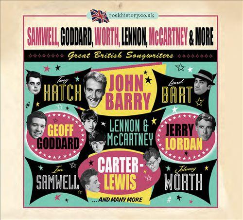 Samwell, Goddard, Worth, Lennon, McCartney & More