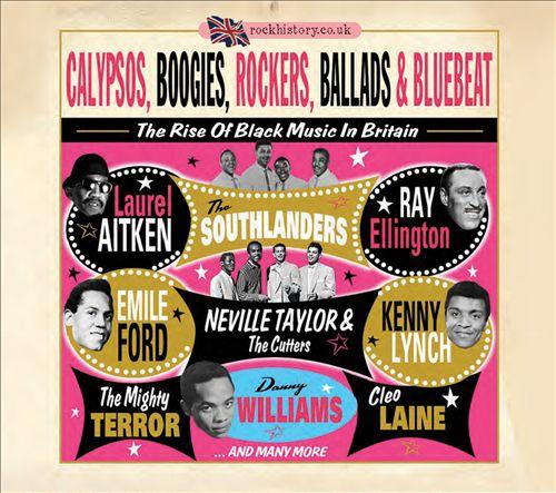 Calypsos, Boogies, Rockers, Ballads & Bluebeat