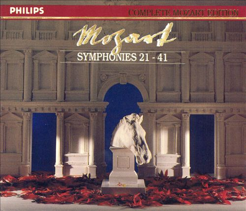 Mozart: The Late Symphonies