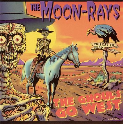 The Ghouls Go West