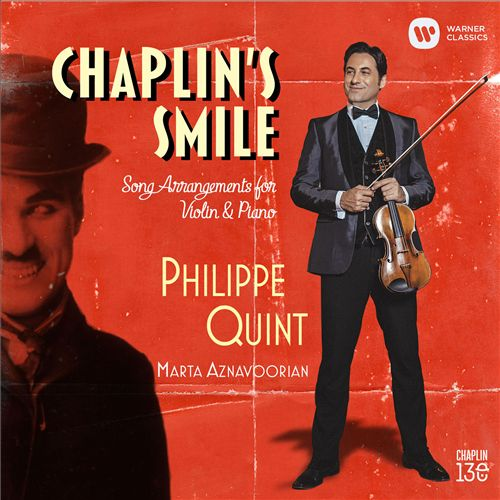 Chaplin's Smile: Song Arrangements for Violin & Piano