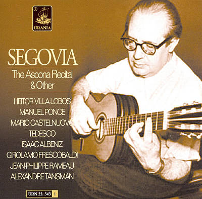 The Asconia Recital and Others