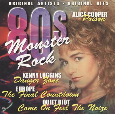 80s Monster Rock, Vol. 4