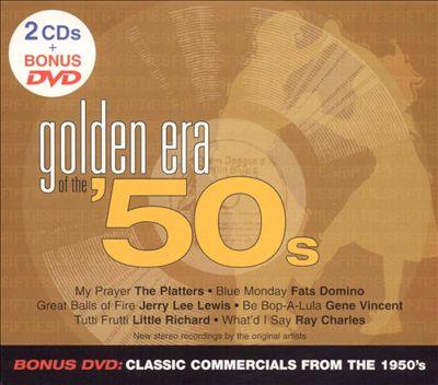 Golden Era of the 50's [Bonus DVD]