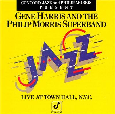 Live at Town Hall, N.Y.C.