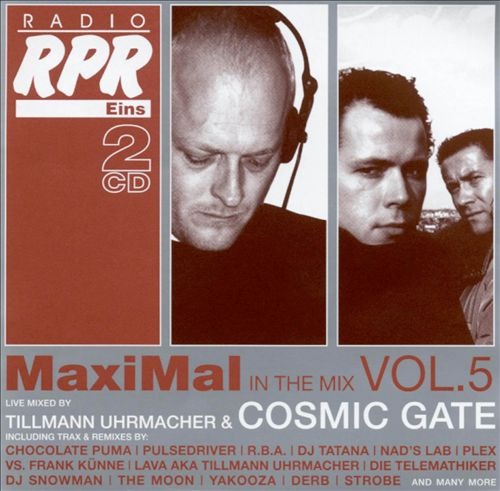 Maximal in the Mix, Vol. 5