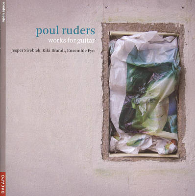 Poul Ruders: Works for Guitar