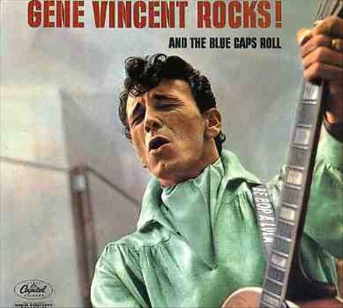 Gene Vincent Rocks! And the Blue Caps Roll [Magic]