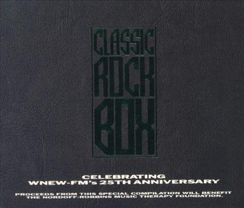 Classic Rock Box: WNEW-FM 25th Anniversary Box