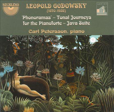 Leopold Godowsky: Phonoramas