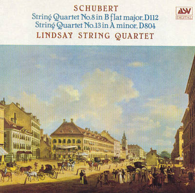 Schubert: String Quartets Nos. 8 & 13