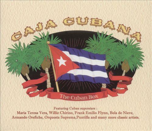 Caja Cubana