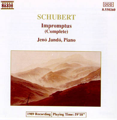 Schubert: Impromptus (Complete)
