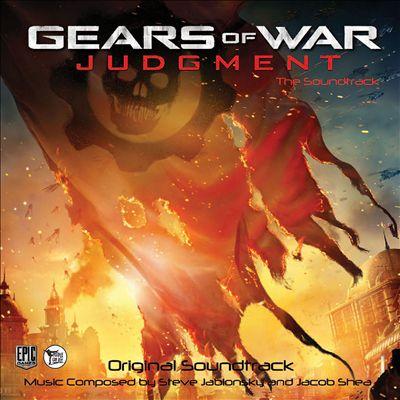 Gears of War: Judgment [Original Game Soundtrack]