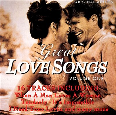 Great Love Songs, Vol. 1