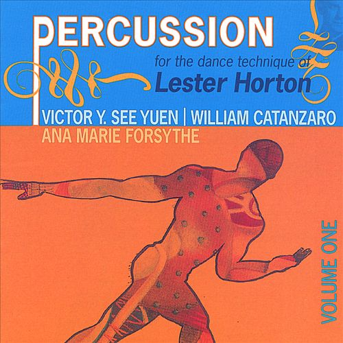 Percussion for the Dance Technique of Lester Horton