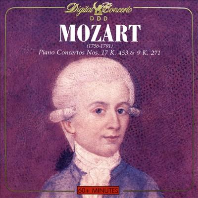Mozart: Piano Concertos Nos 9, 17
