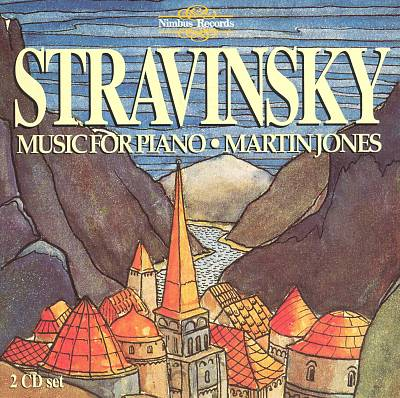 Stravinsky: Music for Piano