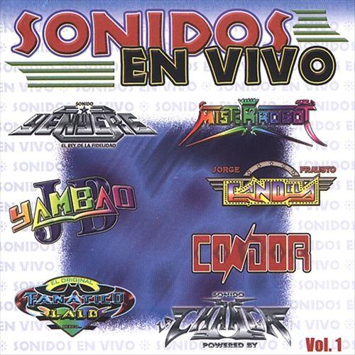 Sonidos en Vivo, Vol. 1
