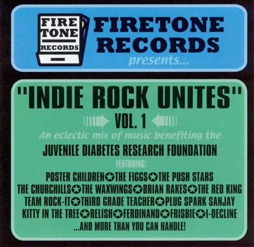 Indie Rock Unites, Vol. 1