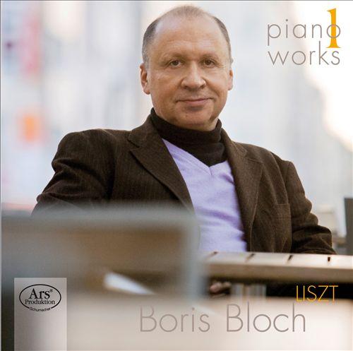 Piano Works, Vol. 1: Liszt