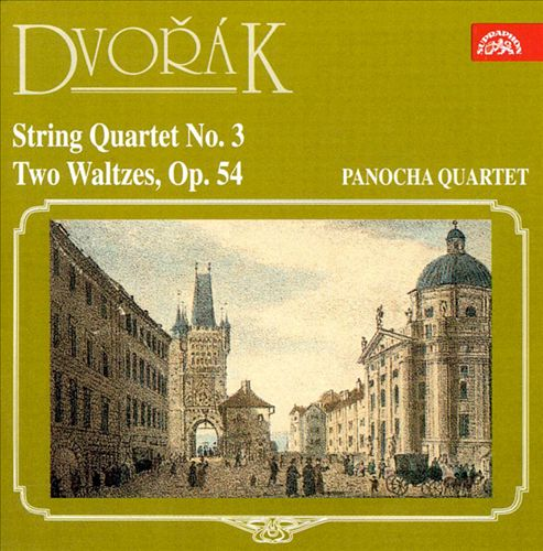 Dvorák: Chamber Works, Vol.3