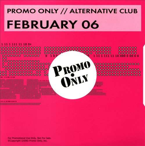 Promo Only: Alternative Club (February 2006)