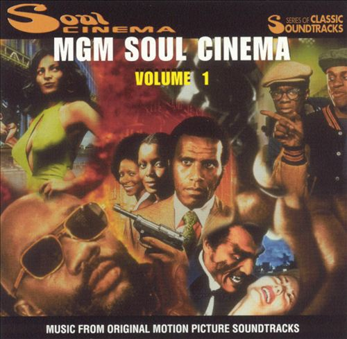 MGM Soul Cinema, Vol. 1
